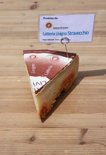 Formaggio Livigno Stravecchio (1/8 di forma)