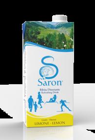 Saron bibita al gusto limone - Latteria di Livigno - Prodotti tipici Valtellinesi