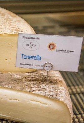 Formaggio Tenerella (¼ di forma)